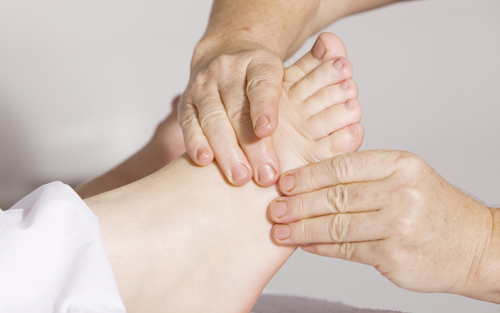 Reflexology foot massage benefits Athens Georgia
