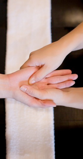 braselton georgia hand arm massage