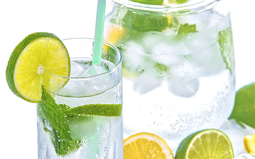 Increasing the amount of water you drink raises detox benefits
