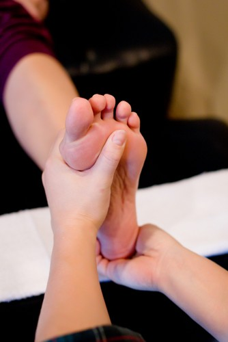 Foot massage and reflexology in Braselton Ga