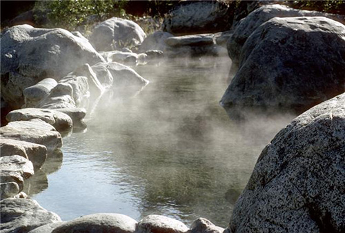 hot spring spa water therapy