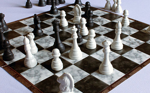 Indoor board games and activities for family and friends chess