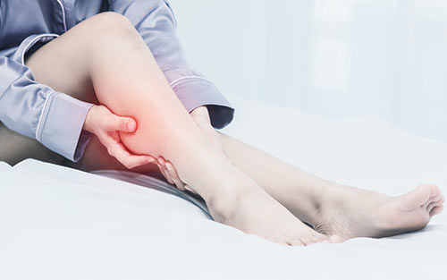 Leg cramps and muscle spasms are painful and can disrupt sleep